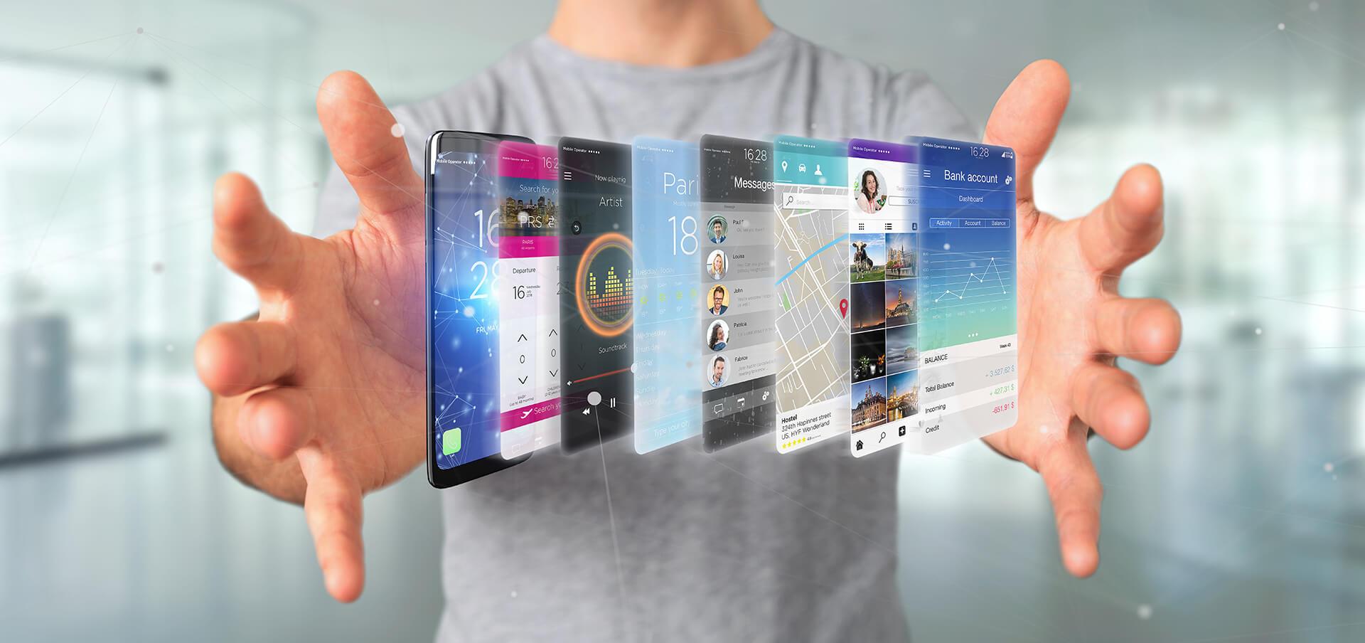 App Agentur smarteins - App Entwicklung
