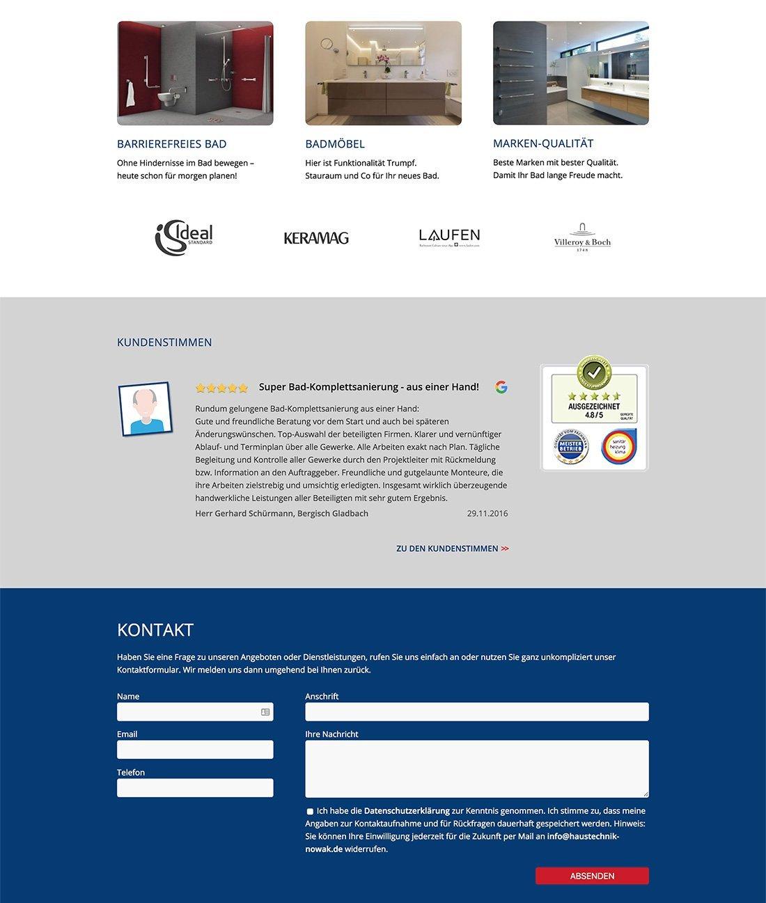 Projekte Nowak GmbH
