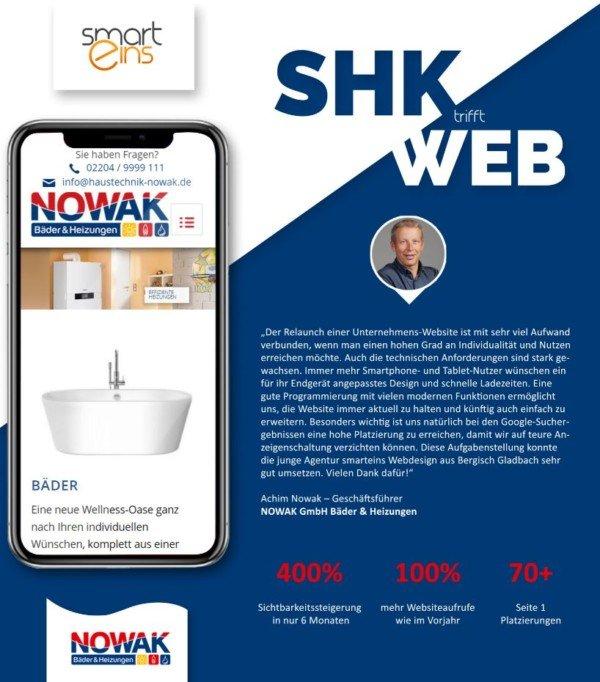 SHK trifft Web