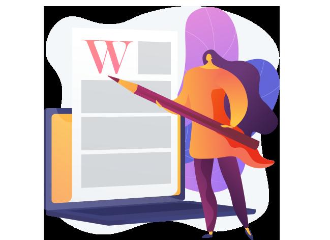 Blog Überschrift Header