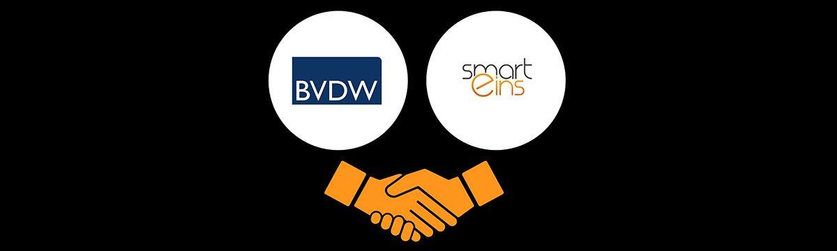 smarteins hat die BVDW Mitgliedschaft