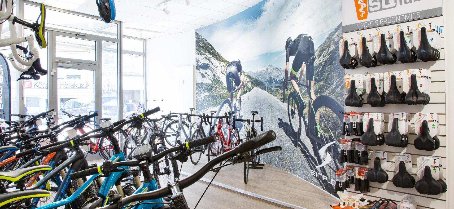 Cycle-M Website Ladenfoto