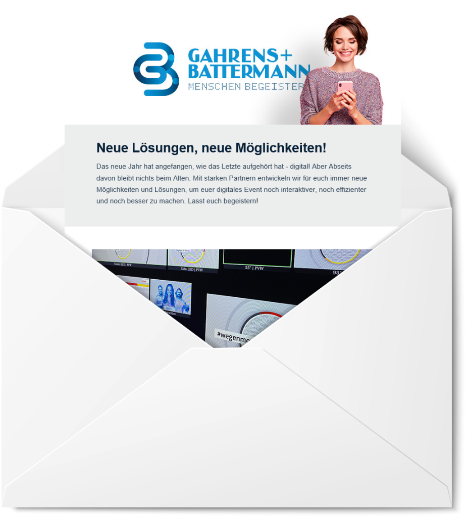 Gahrens Battermann Newsletter
