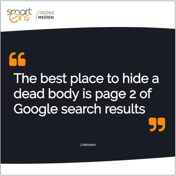 Google Search Results Zitat