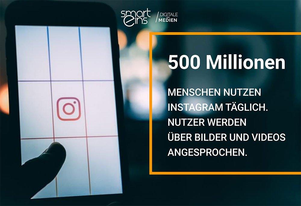 Instagram Social Media Marketing und Strategie