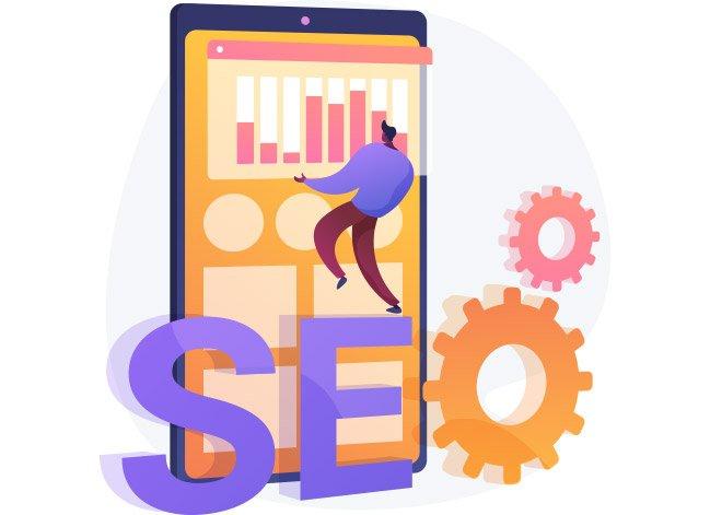 Optimierung für Suchmaschinen