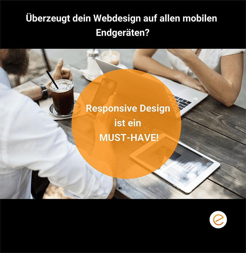 Responsive Webdesign ist ein Must Have