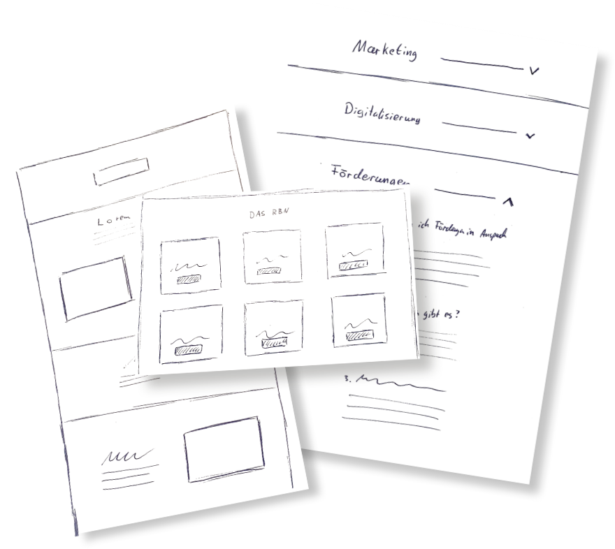 Scribble Planung