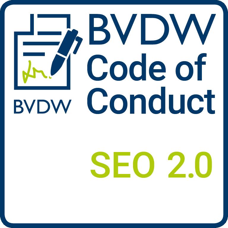 SEO Code of Conduct BVDW