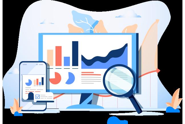 SEO Optimierung Tracking Reporting Monitoring