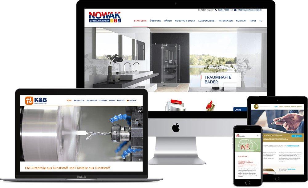 smarteins Gmbh webdesign seo appentwicklung