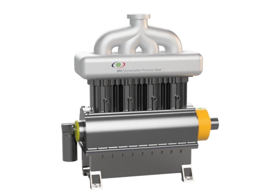 SPHeat Kompressor