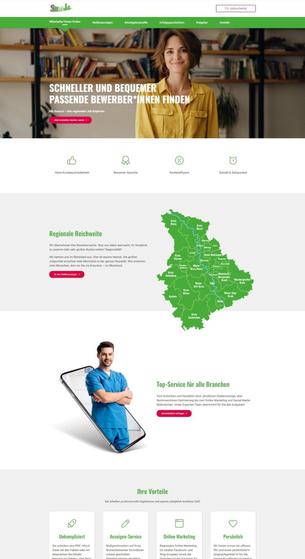 SuneJo Webdesign