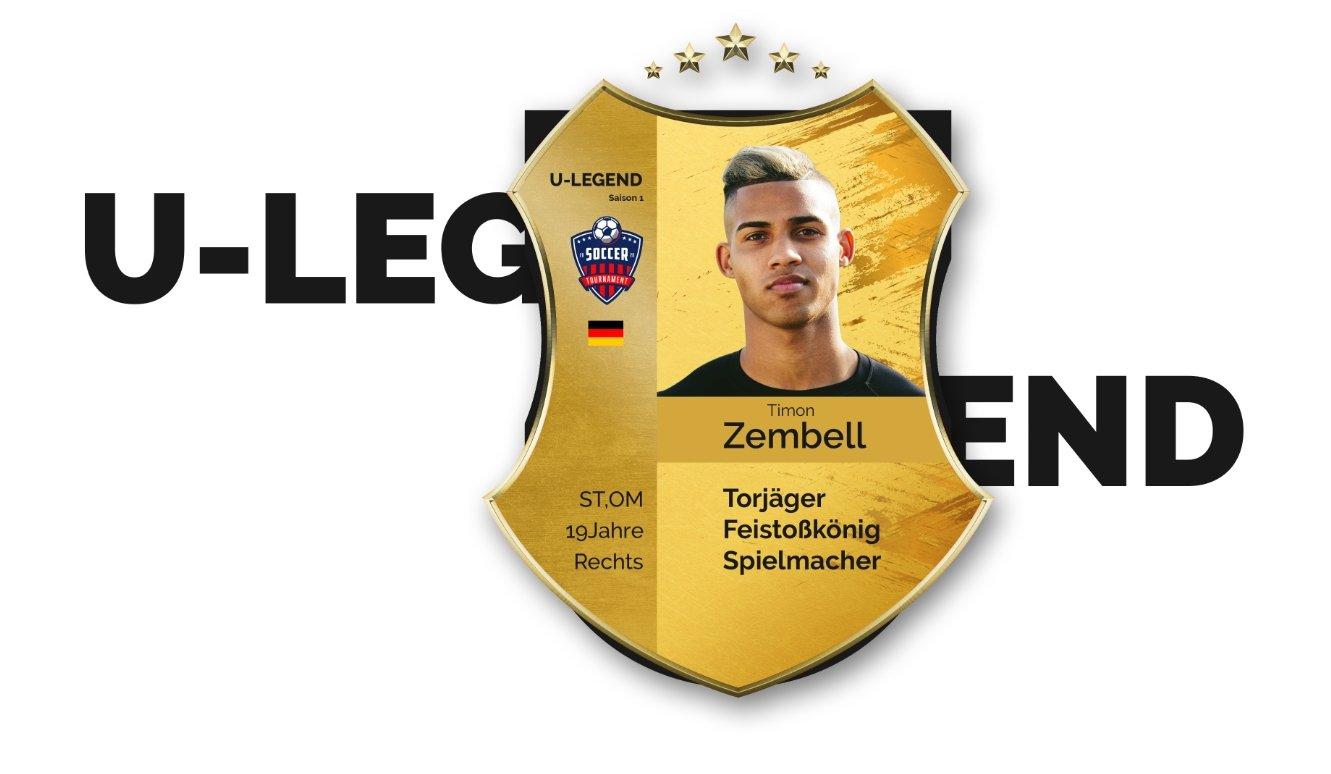 u-legend Design