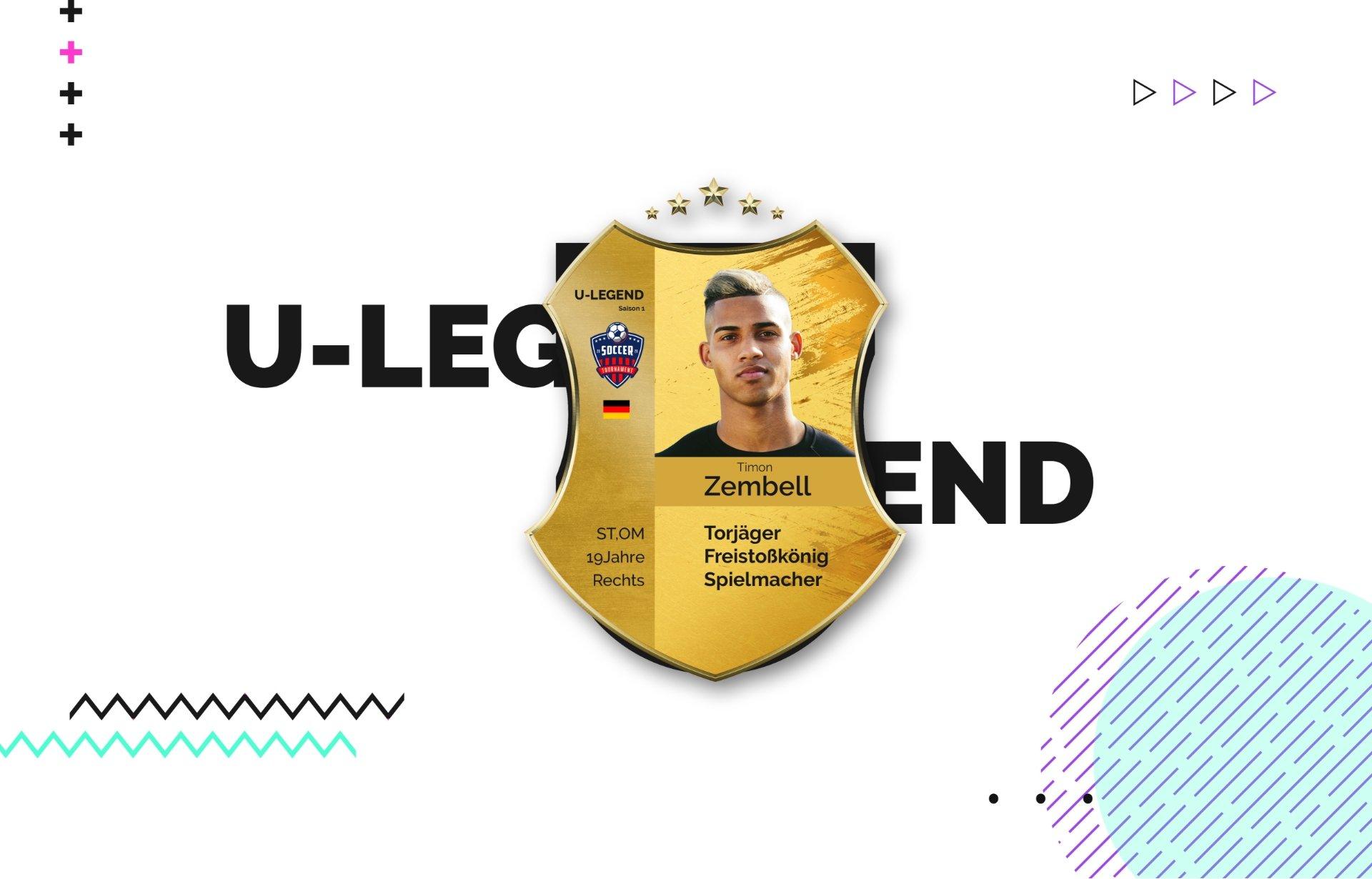 ULEAGZ U-Legend