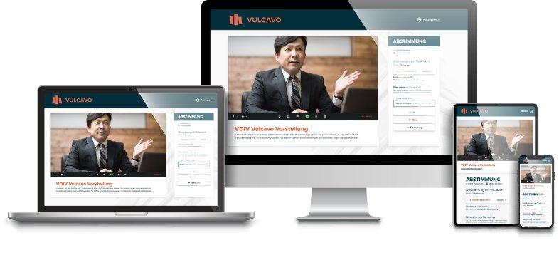 Vulcavo Screens