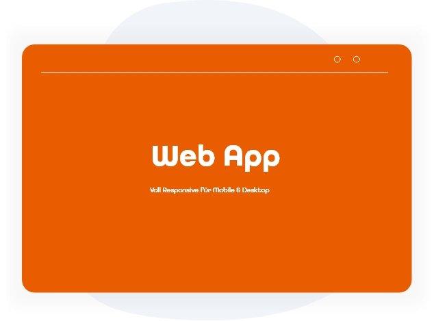 Web-App entwickeln