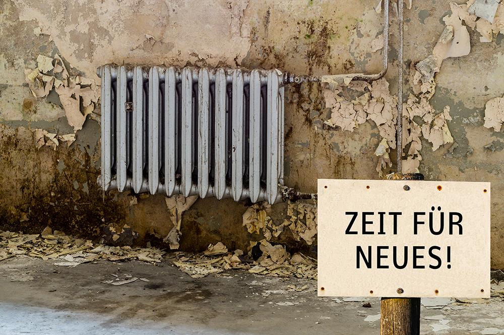 Webdesign SHK Zeit fuer Neues