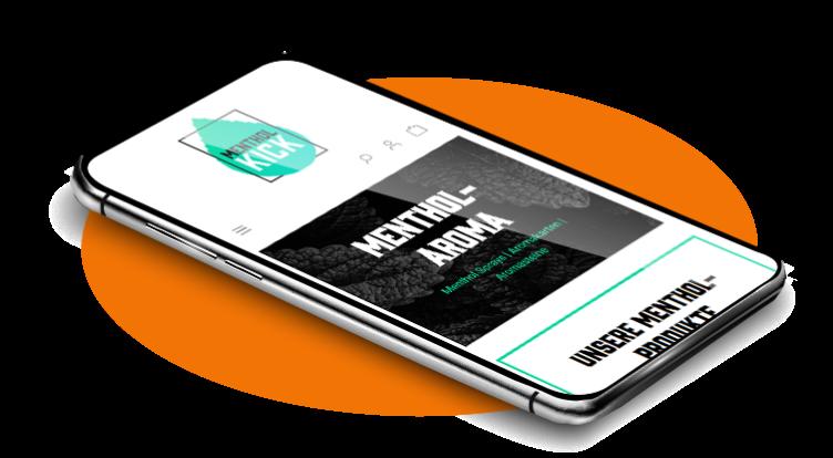 Webdesign Typ Shop E-Commerce
