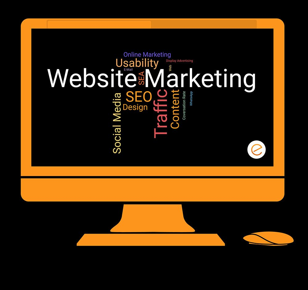 Website Marketing Themen